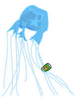 Cobber the Box Jellyfish by HoonFakedex