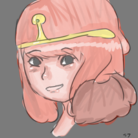 Princess Bubblegum by Timcanpy57x