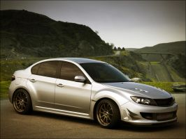 Subaru WRX STi by revolution-1