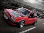 vw golf i by hugosilva