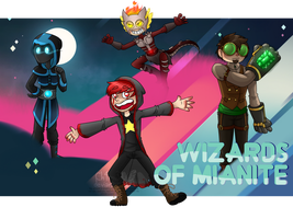 Wizards of Mianite by Ch4rm3d