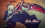 Wallpaper - Maka Albarn by Abyss-Chaos