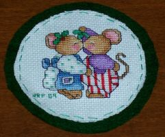 Xmas 09 Finished 17 by Joce-in-Stitches