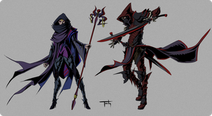 The Demon Hunters by Tongman