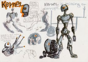 Kernel - concept by sirjoepanzer
