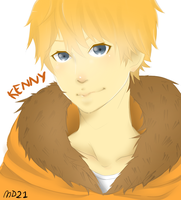 Kenny McCormick by nyxxeii