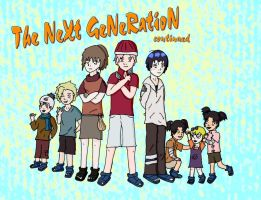 Naruto Next Generation Group 2 by witchofoz93