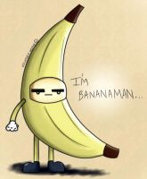 Banana-Man by TheXHero