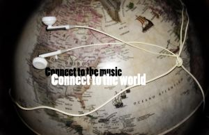 Connect to the MUSIC by world-photograph