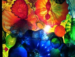 Chihuly Galss Ceiling Part 2 by Sing-Down-The-Moon