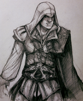 Ezio by otoimai