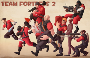 TF2 by Sydsir