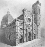 Santa Maria dell Fiore by DChernov