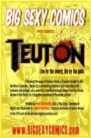 Teuton One-Sheet by ADAMshoots