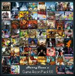Game Aicon Pack 60 by HarryBana