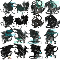 FR: Robot Skins and Accents by DemonDragonSaer