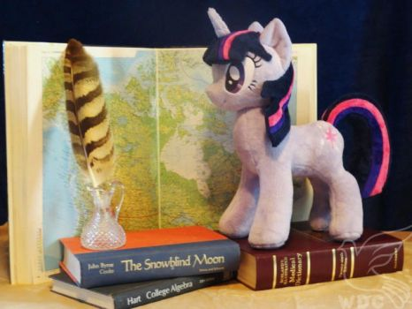 Book Smart by WhiteDove-Creations