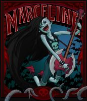 Marceline-ROCK by dragonalth