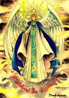 St. Gabriel - the Archangel by Dark-kanita
