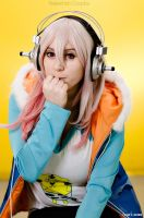 Sonico - Nitro Super Sonic | Shot 5 by NekoChanCosplay