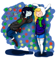 Holly Jolly Fiolee by Ivy-Desu