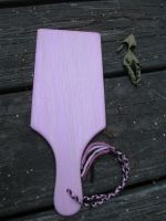 FOR SALE: Sweet pink paddle by user-name-not-found