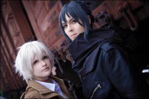 No.6: Shion and Nezumi - Before the Worst by general-kuroru