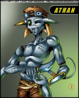 Athan by psychoheat