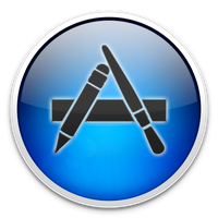 App Store Replacement Icon by cyb0rgeek