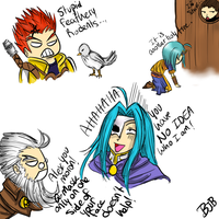 Golden sun spoilers? by loveforkuja