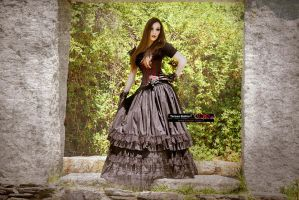 Violin's Whisper IV by CountessSadistic