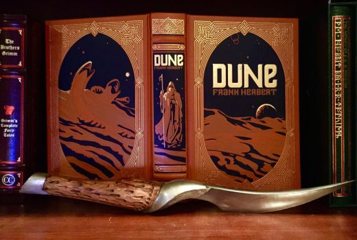 Dune Crysknife by Beethovium