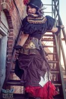 Steampunk Masha 04 by TempusFugitDesign