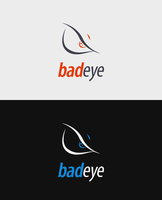Badeye logotype by deoxgfx