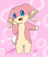 .:Audino:. by Nayobe