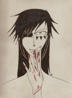 I Am a Cannibal by CanadianGothStalker