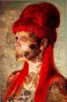 Zombie Portrait by TheBabs