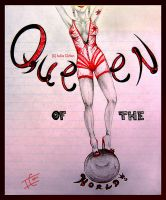 Queen of The World by classicfan