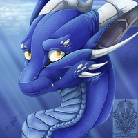 Icon Comish - Calm Seas by TwilightSaint