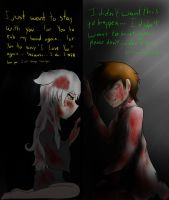 .:COLLAB:. Don't Break Me From You by chaosphoniex