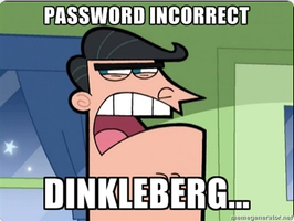 Dinkleberg... by crazydumdum