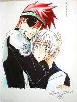 Unexpected Attraction _DGM_BL_ by Chinese-Shinigami