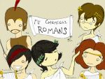 My Chemical Romans. by latenighttherapy
