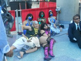 Anime Expo 12, 14 by IronCobraAM