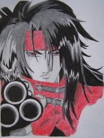 Vincent Valentine by Tanager