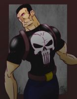 Punisher by MAGAM88