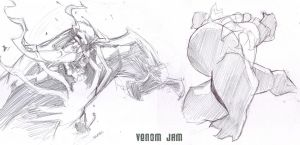 Venom Jam by SuperUndiesMan