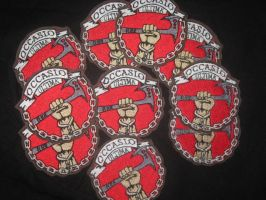 Custom Patches by WillowForrestall