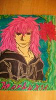 Marluxia by SoraSkater