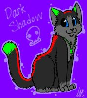 Darkshadow by pSarahdactyls